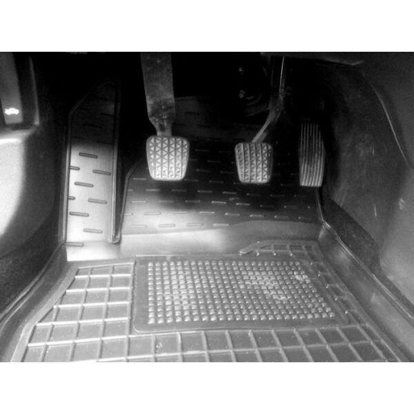 Передние коврики в автомобиль Opel Astra (J) 2009- (Avto-Gumm)