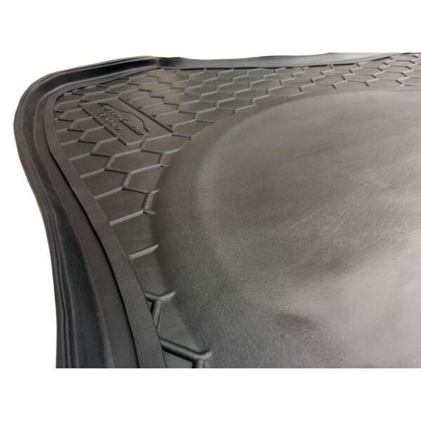 Автомобильный коврик в багажник Kia Cerato 2013- Mid/Top (Avto-Gumm)