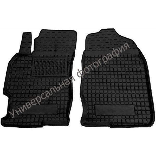 Передні килимки в автомобіль Kia Venga 2010- (Avto-Gumm)