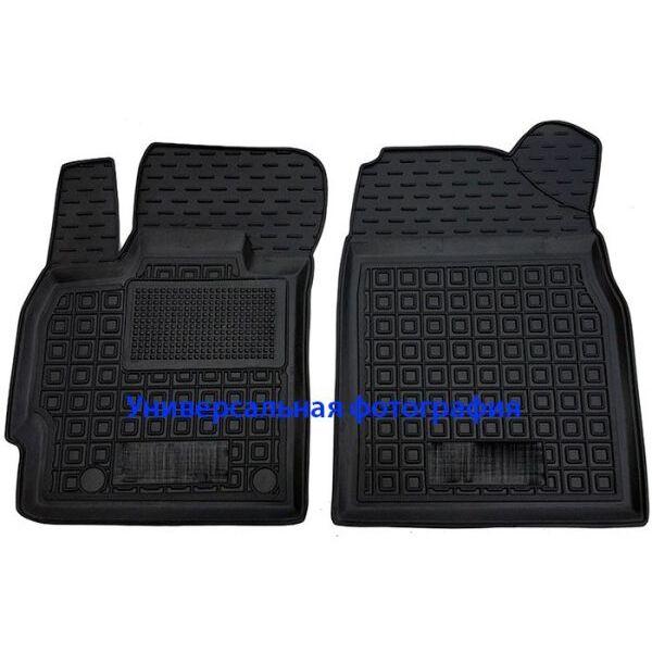 Передние коврики в автомобиль Haval H9 2014- (Avto-Gumm)