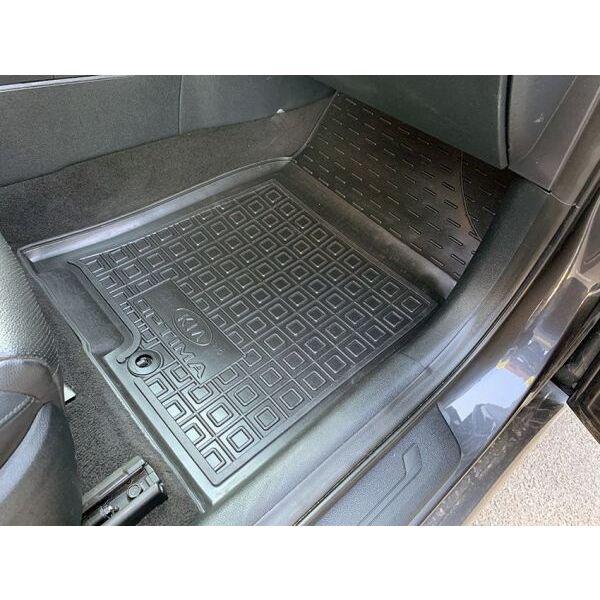 Передние коврики в автомобиль Kia Optima 2016- (Avto-Gumm)