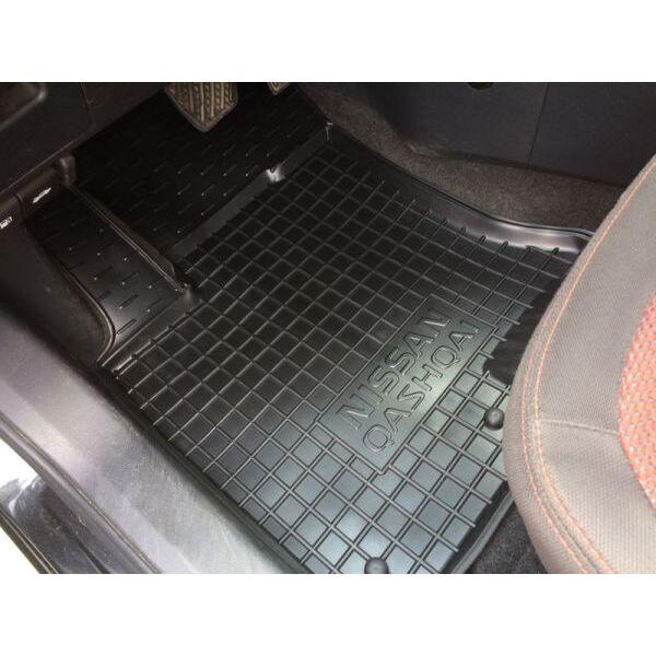 Автомобильные коврики в салон Nissan Qashqai 2007- (Avto-Gumm)