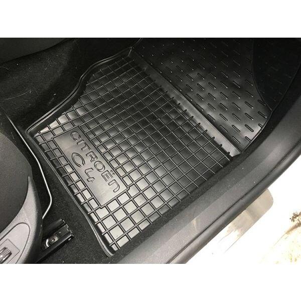 Передние коврики в автомобиль Citroen C4 2010- (Avto-Gumm)