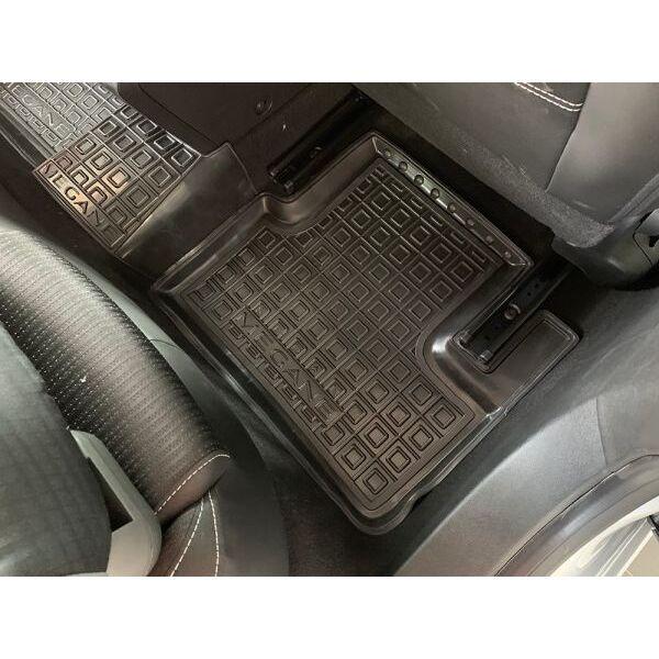 Автомобильные коврики в салон Renault Megane 4 2016- Sedan/Universal (Avto-Gumm)