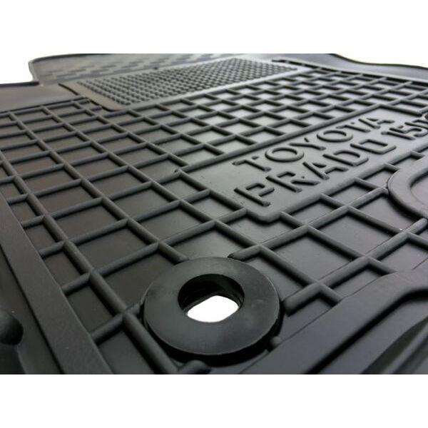 Передние коврики в автомобиль Toyota Land Cruiser Prado 150 10-/13- (Avto-Gumm)