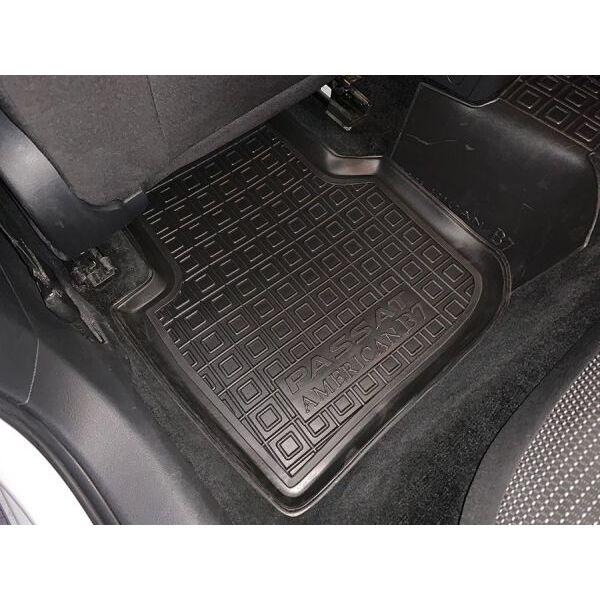Автомобильные коврики в салон Volkswagen Passat B7 2011- USA (Avto-Gumm)