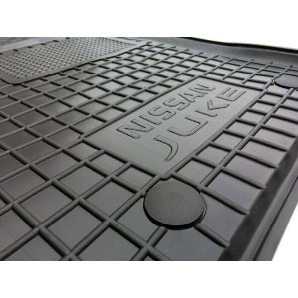 Передние коврики в автомобиль Nissan Juke 2010- (Avto-Gumm)