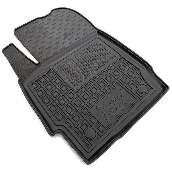 Водійський килимок в салон Ford Ka+ 2019- (Avto-Gumm)