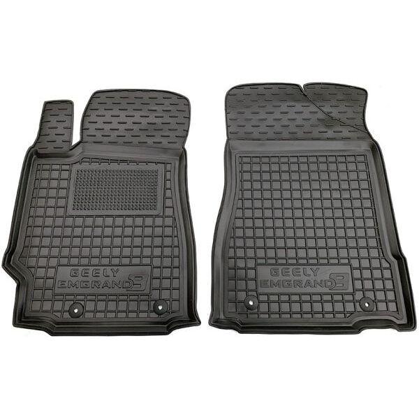 Передние коврики в автомобиль Geely Emgrand 8 (EC8) 2013- (Avto-Gumm)