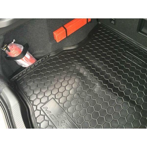Автомобильный коврик в багажник Ford Mondeo 5 2015- Hatchback (Avto-Gumm)