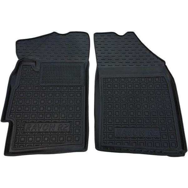 Передние коврики в автомобиль Ravon R2 2015- (Avto-Gumm)