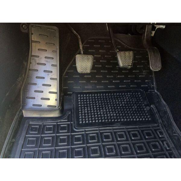 Автомобильные коврики в салон Toyota C-HR 2017- (Avto-Gumm)