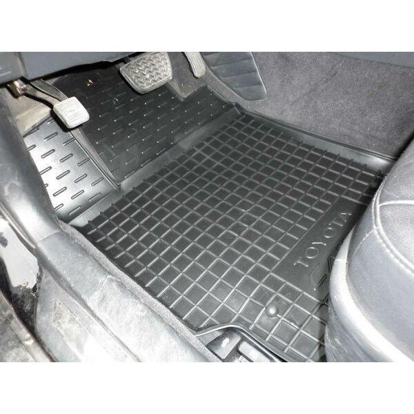 Автомобильные коврики в салон Toyota Camry 40 2006-2011 (Avto-Gumm)
