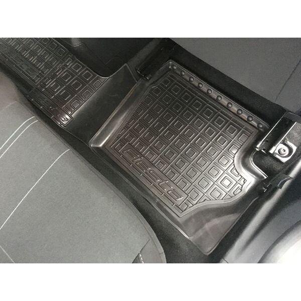 Автомобильные коврики в салон Ford Fiesta 2018- (Avto-Gumm)