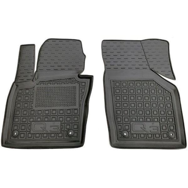 Передние коврики в автомобиль Audi Q3 2011- (Avto-Gumm)