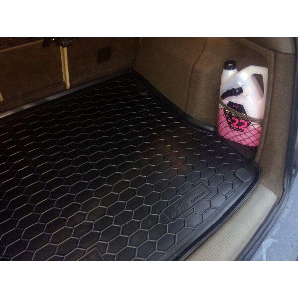 Автомобильный коврик в багажник Audi Q5 2009- (Avto-Gumm)