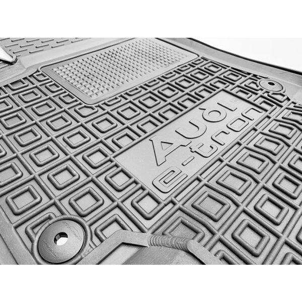 Автомобильные коврики в салон Audi e-Tron 2020- (Avto-Gumm)