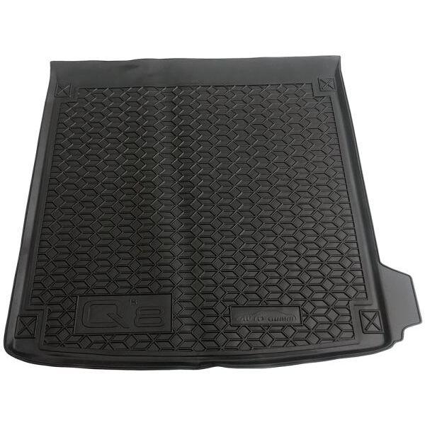 Автомобильный коврик в багажник Audi Q8 2018- (Avto-Gumm)