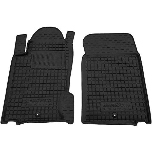 Передние коврики в автомобиль Ssang Yong Rexton 2/W 07-/13- (Avto-Gumm)