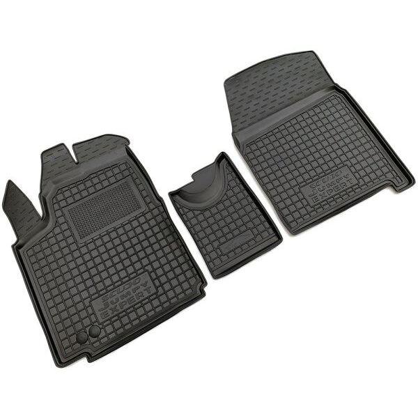 Автомобильные коврики в салон Citroen Jumpy 07-/Fiat Scudo 07-/Peugeot Expert 07- (V2.0) (Avto-Gumm)