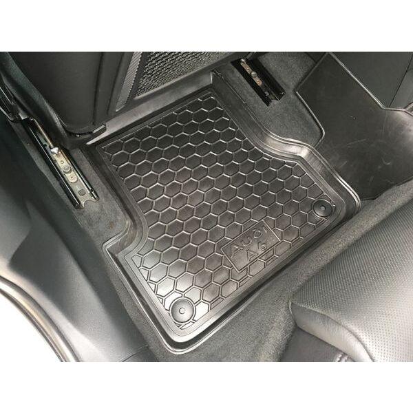 Автомобильные коврики в салон Audi A6 (C7) 2014- (Avto-Gumm)
