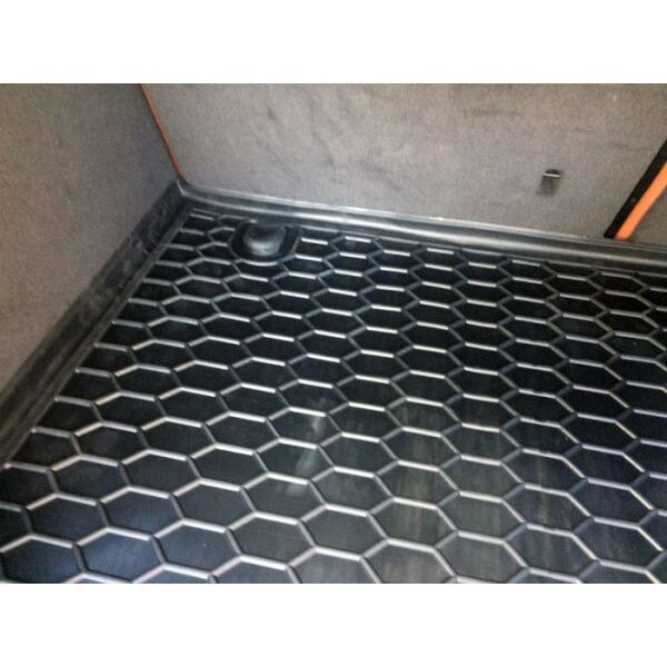 Автомобильный коврик в багажник BMW X3 (F25) 2010- (Avto-Gumm)