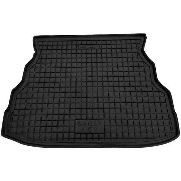 Автомобильный коврик в багажник Geely CK/CK-2 2005- (Avto-Gumm)