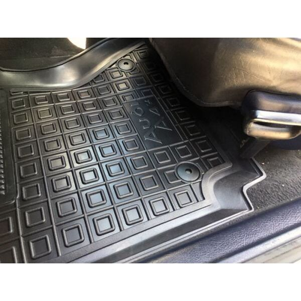 Передние коврики в автомобиль Audi A4 (B5) 1994-2000 (Avto-Gumm)