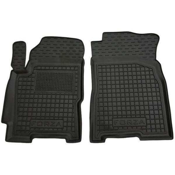 Передние коврики в автомобиль ЗАЗ Forza 2011- (Avto-Gumm)