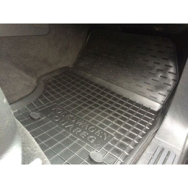 Автомобильные коврики в салон Volkswagen Touareg 2002-2010 (Avto-Gumm)