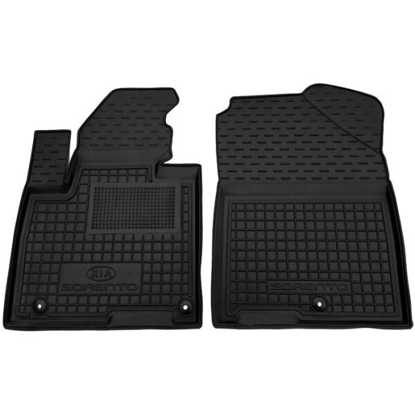 Передние коврики в автомобиль Kia Sorento 2015- (Avto-Gumm)