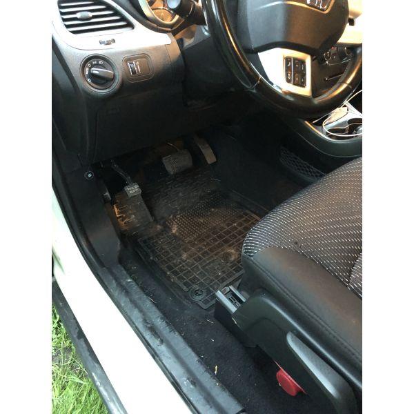 Автомобильные коврики в салон Fiat Freemont 2011- (Avto-Gumm)