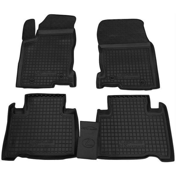 Автомобильные коврики в салон Lexus NX 2014- (Avto-Gumm)