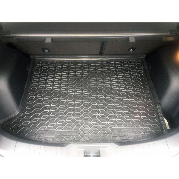 Автомобильный коврик в багажник Haval H6 2018- (Avto-Gumm)