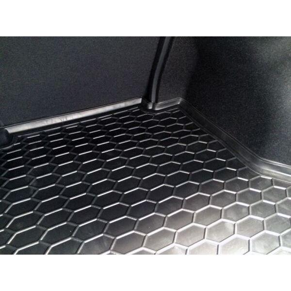 Автомобильный коврик в багажник Hyundai Elantra 2016- (Avto-Gumm)