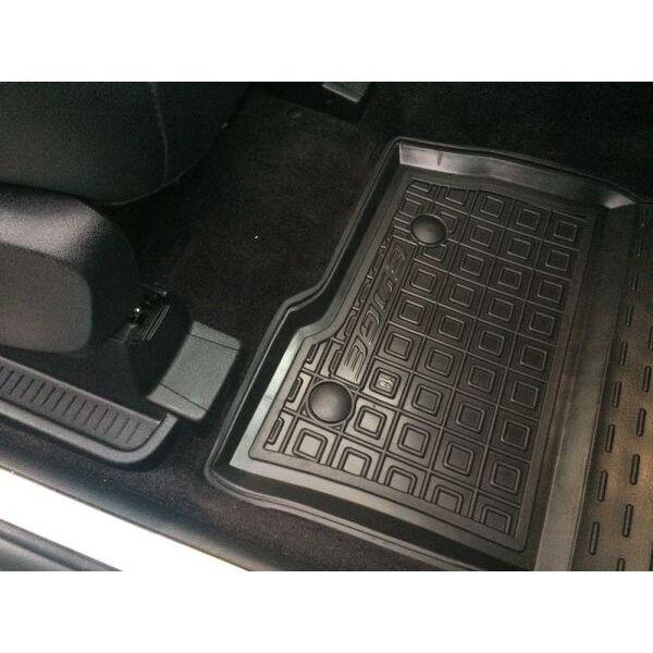Автомобильные коврики в салон Ford Edge 2 2014- (Avto-Gumm)