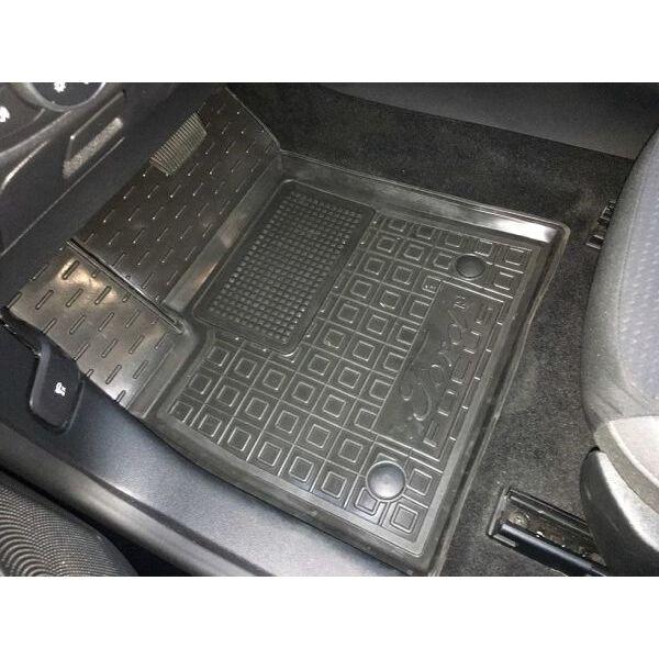 Передние коврики в автомобиль Ford Focus 4 2019- (Avto-Gumm)
