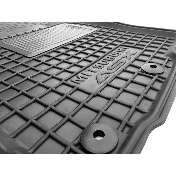 Водительский коврик в салон Mitsubishi ASX 2011- (Avto-Gumm)