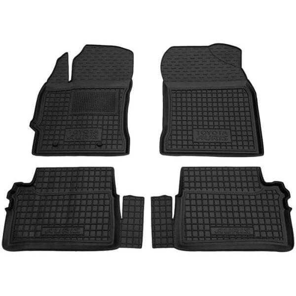 Автомобильные коврики в салон Toyota Auris 2013- (Avto-Gumm)