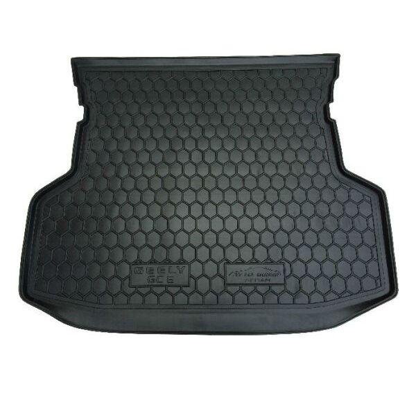Автомобильный коврик в багажник Geely GC6 2014- (Avto-Gumm)