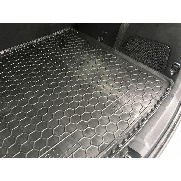 Автомобильный коврик в багажник Fiat Freemont 2011- (Avto-Gumm)