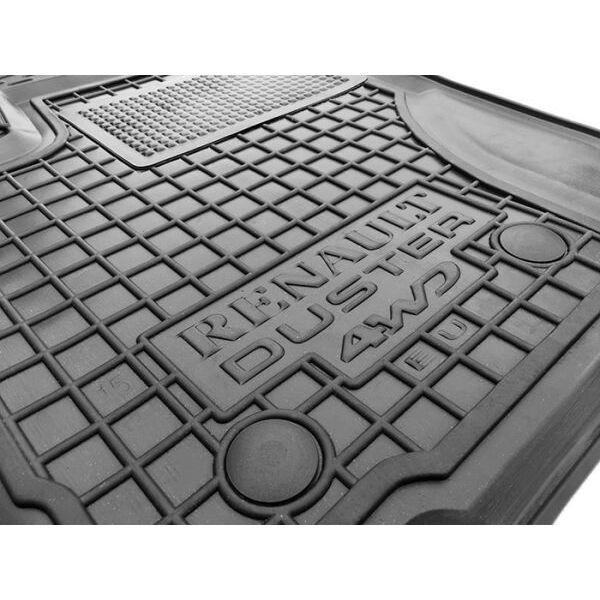 Водійський килимок в салон Renault Duster 2015- (Avto-Gumm)