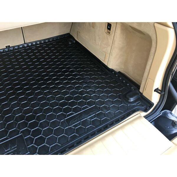 Автомобильный коврик в багажник BMW X5 (E70) 07-/(F15) 13- (Avto-Gumm)