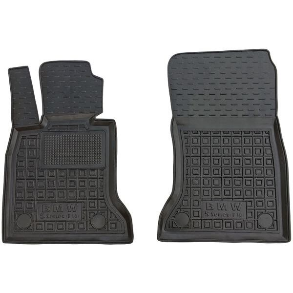 Передние коврики в автомобиль BMW 5 (F10) 11-/13- (Avto-Gumm)