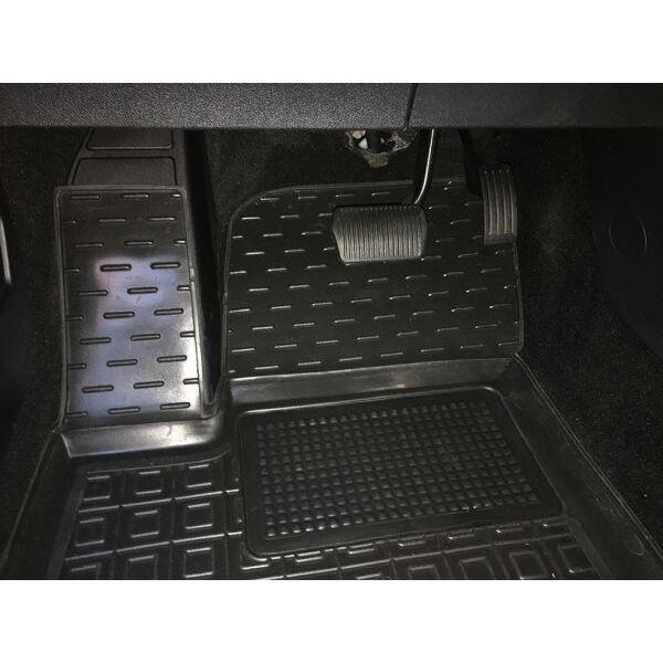 Водительский коврик в салон Ford Focus 4 2019- (Avto-Gumm)