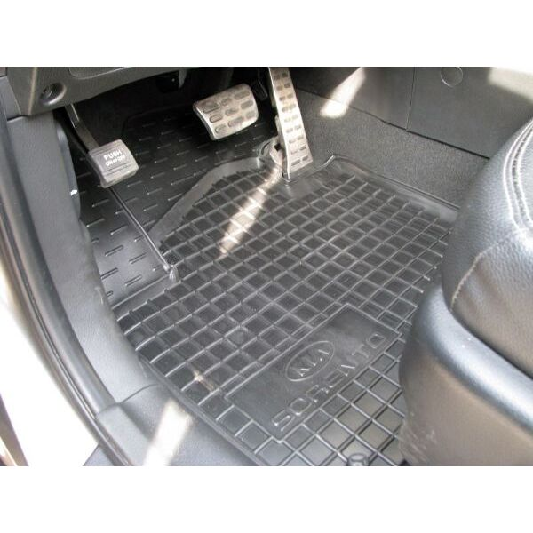 Автомобильные коврики в салон Kia Sorento 2009-2013 (Avto-Gumm)