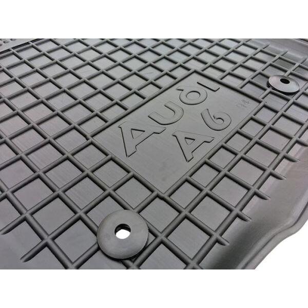 Водительский коврик в салон Audi 100/A6 (C4) 1991-1997 (Avto-Gumm)