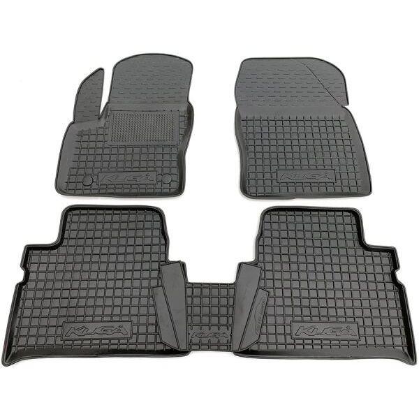 Автомобильные коврики в салон Ford Kuga 2008-2013 (Avto-Gumm)