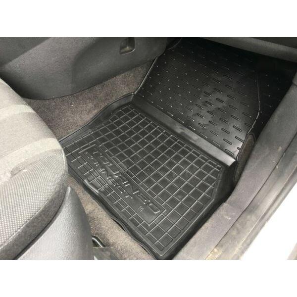 Передние коврики в автомобиль Ford Connect 2013- (Avto-Gumm)