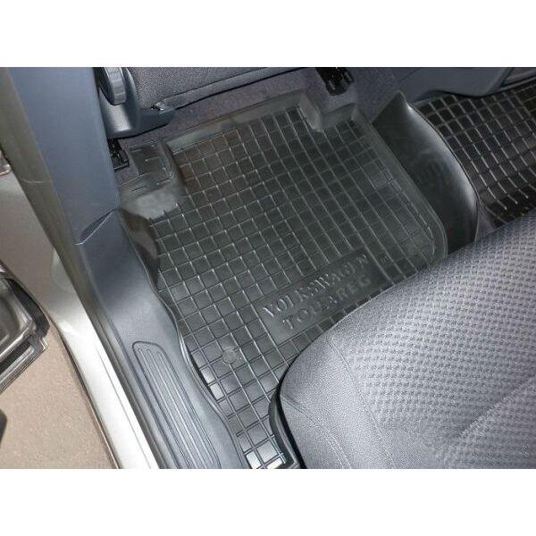 Автомобильные коврики в салон Volkswagen Touareg 2010- (Avto-Gumm)
